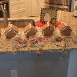 Angel's Care Family Homes - Activities Gingerbread Houses